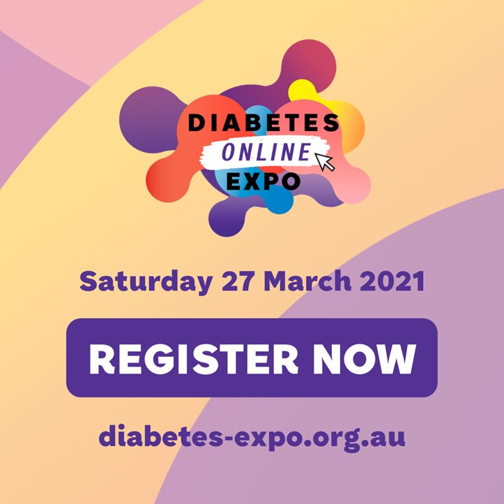 Gallery Image Diabetes Online Expo 2021 - Social Media Tile